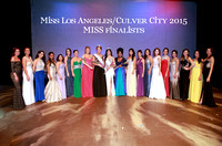 Miss Los Angeles/Culver City 2015 Pageant