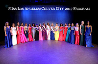 Miss Los Angeles/Culver City 2017 Pageant