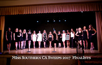 Miss Southern California Sweeps 2017 Pageant