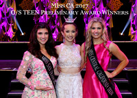 TEEN Preliminary Award Winners