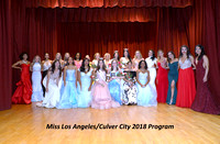 20180224 - Miss Los Angeles Co 2018 Competition