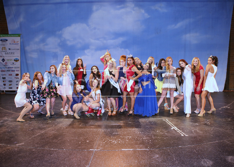 Doug Hikawa Productions Miss Garden Grove 2016 Strawberry Festival