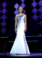 TEEN Evening Wear/On stage Question Award (Colby Bladow)