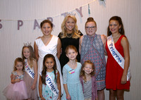 PRINCESSES meet Miss America 2017
