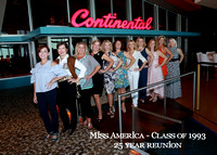 Miss America - Class of 1993 - 25 Year Reunion