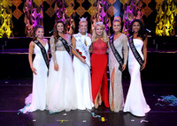 Miss America 2017 (Savvy Shields) & Top 5 Finalists