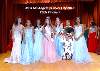 2018 Program TEEN Finalists