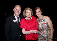 Russ Gladden, Agnes Duncan, Patricia Murray